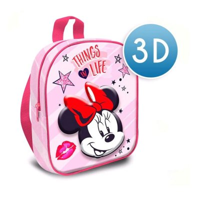 Wholesaler of Mochila 3D 30cm Minnie Disney