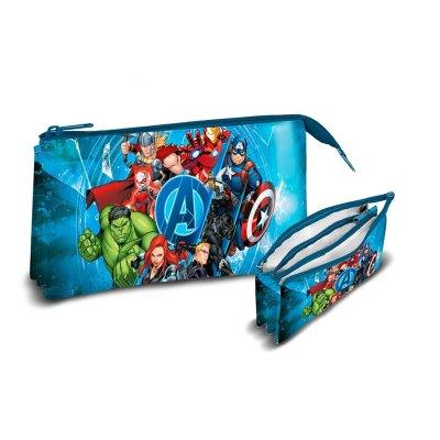 Estuche triple Los Vengadores Marvel