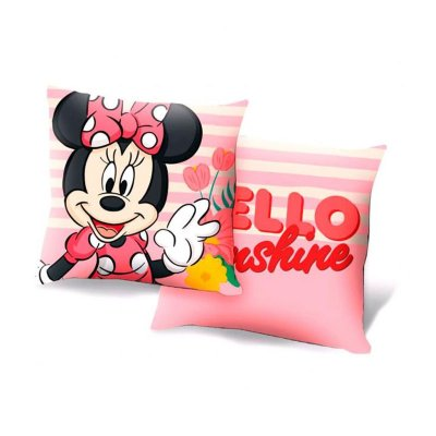 Cojín Minnie Mouse Disney 40cm