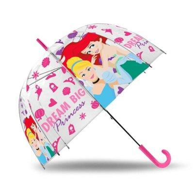 Paraguas cúpula automático Princesas Disney 46cm