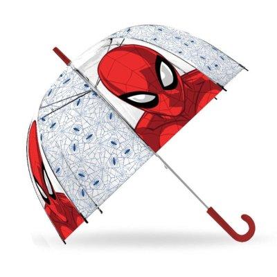 Paraguas cúpula automático Spiderman Marvel 46cm