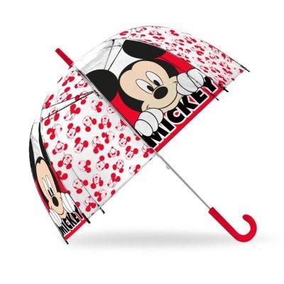 Paraguas cúpula automático Mickey 46cm