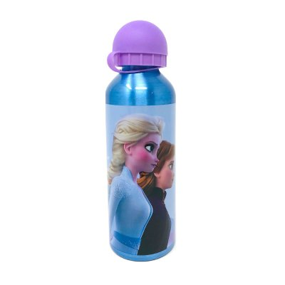 Wholesaler of Botella aluminio 500ml Frozen II - azul