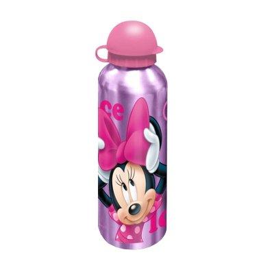 Wholesaler of Botella aluminio 500ml Minnie Mouse - violeta