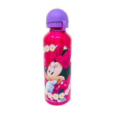 Wholesaler of Botella aluminio 500ml Minnie Mouse - rosa