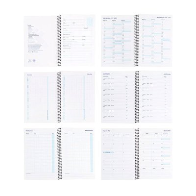 Wholesaler of Agenda escolar A5 Día Página tapa dura Quijote Paper World