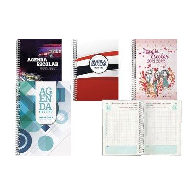 Wholesaler of Agenda escolar A6 Día Página 2021-2022