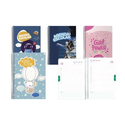 Wholesaler of Agenda escolar A6 sin año Día Página