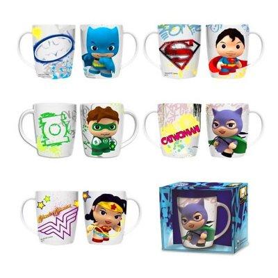 Taza cerámica DC Comics Little Mates 5 modelos