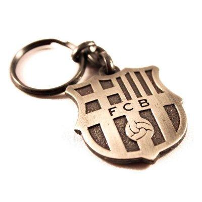 0a8ca0127234f Llavero vintage cobre escudo F.C. Barcelona - Kilumio