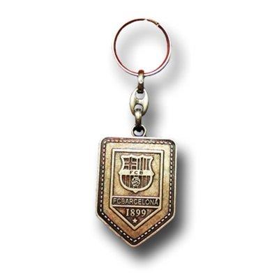 4738de6d4d6c9 Llavero vintage cobre F.C. Barcelona 1899 - Kilumio