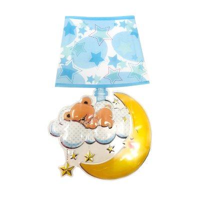 Mini lampara LED pared Oso - niño