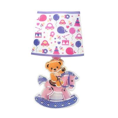 Mini lampara LED pared Oso - niña