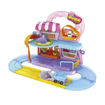 Wholesaler of Playset Supermercado Hamsters in a House