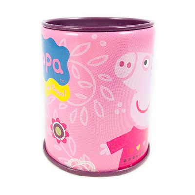 Sacapuntas metálico Peppa Pig 5cm