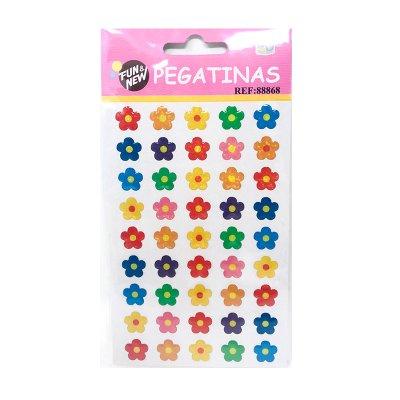 Pegatinas 3D Flores
