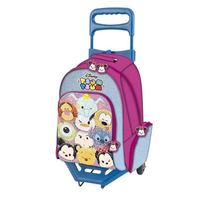 Mochila Trolley 40cm Disney Tsum Tsum