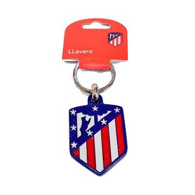 Llavero F.C. Atlético de Madrid Escudo