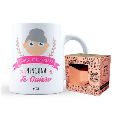Wholesaler of Taza cerámica frases - Como mi abuela ninguna, te quiero