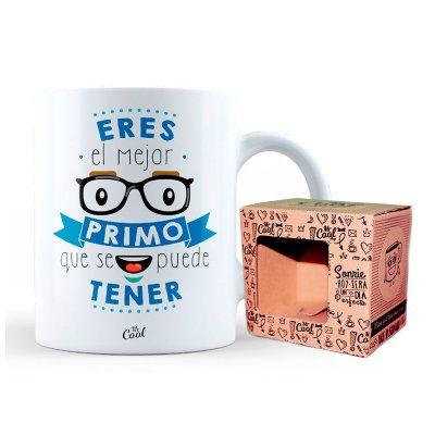 Wholesaler of Taza cerámica frases - El mejor primo que se puede tener