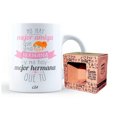 Wholesaler of Taza cerámica frases - No hay mejor hermana que tu