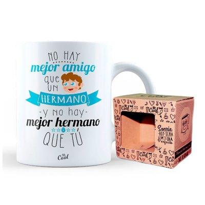 Wholesaler of Taza cerámica frases - No hay mejor hermano que tu