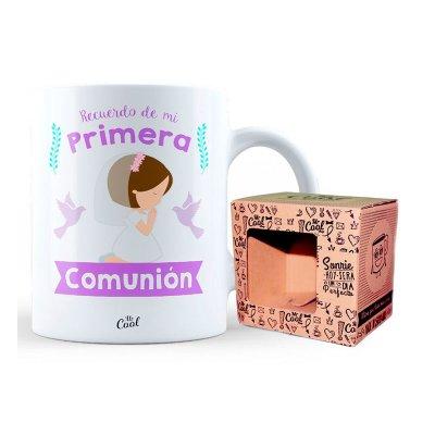 Taza cerámica frases - Mi primera comunión