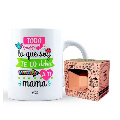 Wholesaler of Taza cerámica frases - Todo lo que soy te lo debo a ti mama