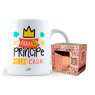 Wholesaler of Taza cerámica frases - Para el príncipe de la casa