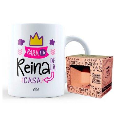 Wholesaler of Taza cerámica frases - Para la Reina de la casa