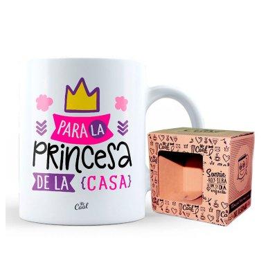 Wholesaler of Taza cerámica frases - Para la princesa de la casa
