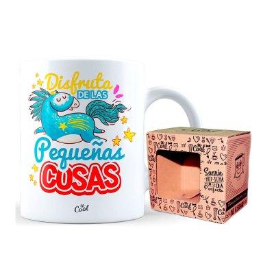 Wholesaler of Taza cerámica frases - Disfruta de las pequeñas cosas