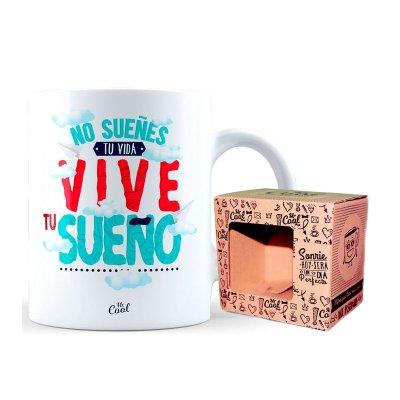 Wholesaler of Taza cerámica frases - Vive tu sueño
