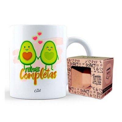 Wholesaler of Taza cerámica frases - Tu me completas