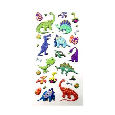 Pegatinas 3D Dinosaurios