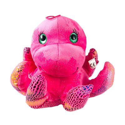Wholesaler of Peluche Pulpo 25cm - rosa