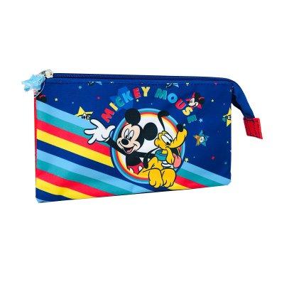 Wholesaler of Estuche triple Mickey Star Disney 20cm