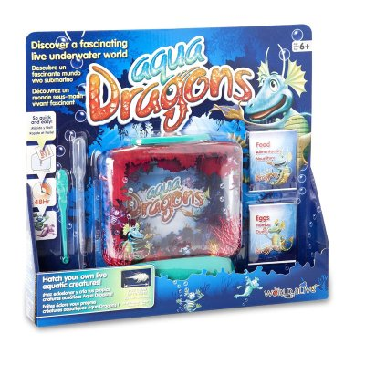 Set de juego mundo submarino Aqua Dragons
