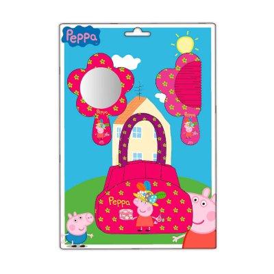 Set 3 accesorios pelo Peppa Pig
