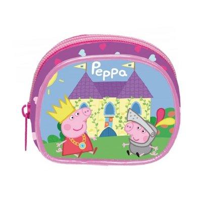 Monedero Peppa Pig 10cm