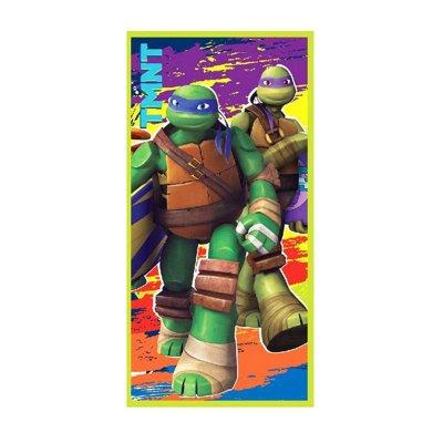 Toalla microfibra 70x140cm TMNT Tortugas Ninja