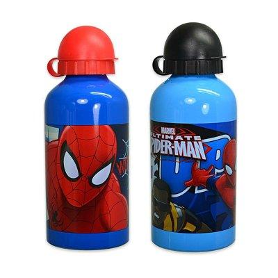 Botella aluminio 500ml Ultimate Spiderman