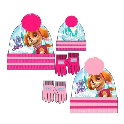 Set gorro guantes Paw Patrol Just Yelp for Help 2 modelos