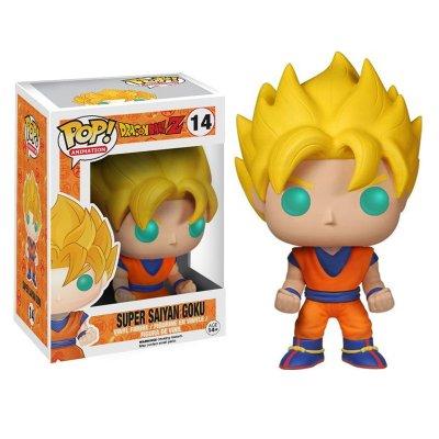 Figura Funko POP! Vynil 14 Super Saiyan Goku Dragon Ball Z