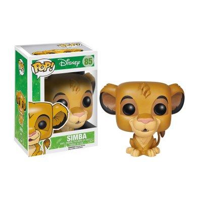 Figura Funko POP! Vynil 85 Simba El Rey Leon Disney