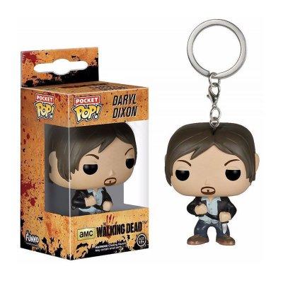 Llavero Funko Pocket POP! Keychain Daryl Dixon The Walking Dead