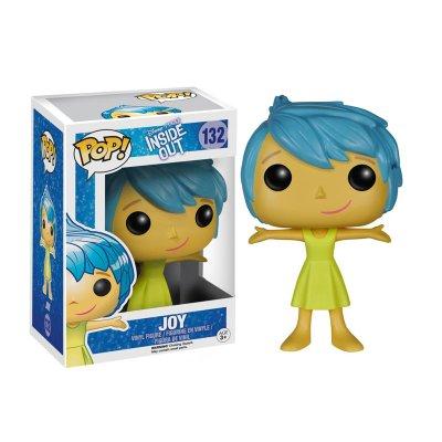 Figura Funko POP! Vynil 132 Joy Del Revés (Inside Out) Disney
