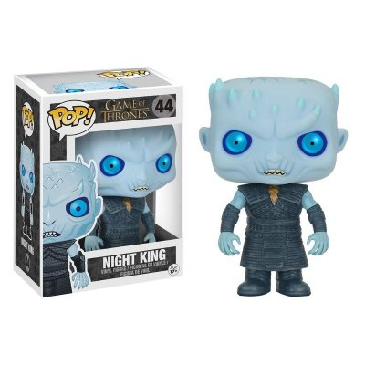 Figura Funko POP! Vynil 44 Juego de Tronos Night King