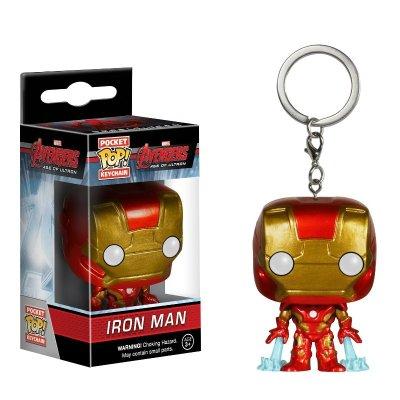 Llavero Funko Pocket POP! Keychain Los Vengadores Age of Ultron Iron Man