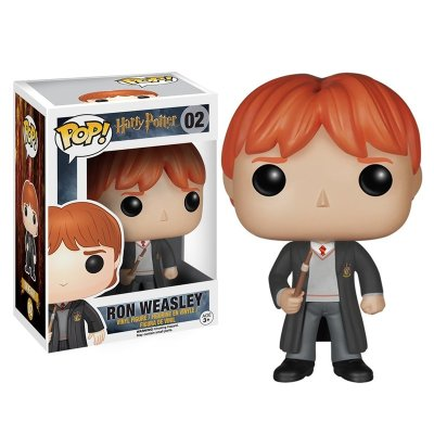 Figura Funko POP! Vynil 02 Ron Weasley Harry Potter